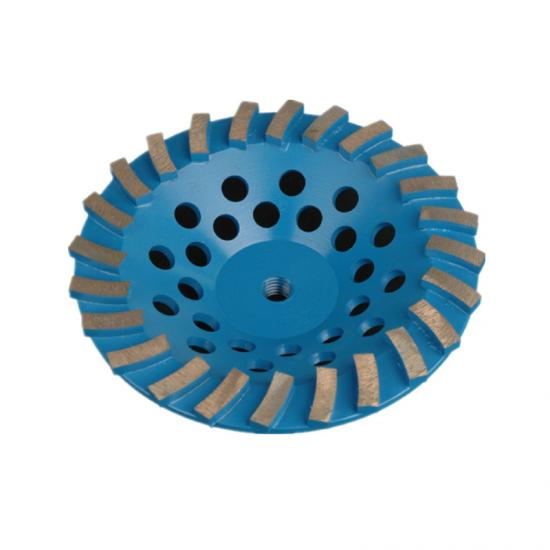 Diamond Turbo Cup Grinding Wheel